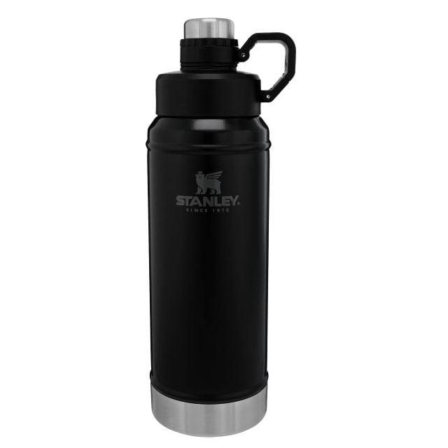 Botella de Agua Classic Stanley 1.06 lt Negro