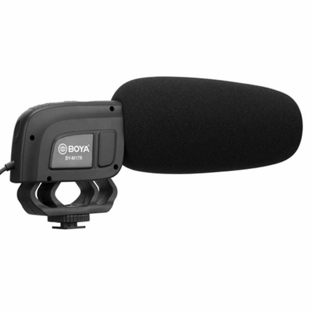 Microfono Shotgun Boya BY-M17R