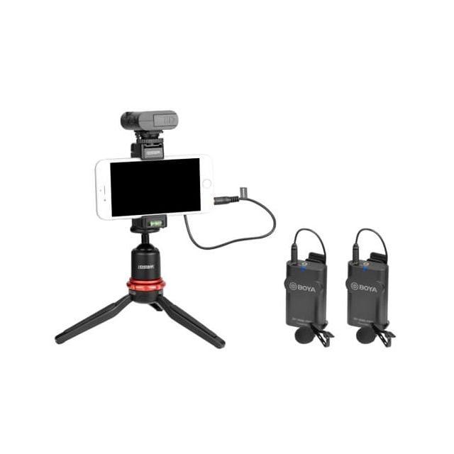 Sistema de Microfono Digital Dual Boya BY-WM4 Pro k2