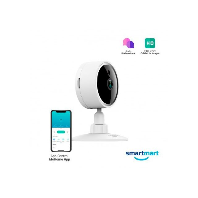 Cámara Inteligente SmartMart WiFi X2