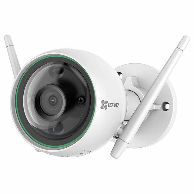 Camara Wi-Fi para Exterior con Visión Nicturna Ezviz C3N