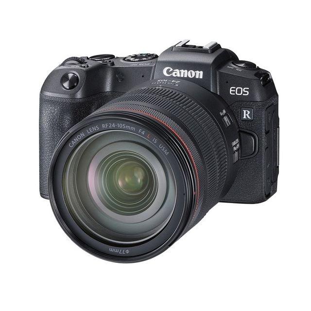 Cámara Canon EOS RP con Lente de 24-105mm f / 4L IS USM