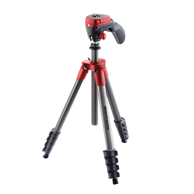 Tripode Manfrotto Compact Action  3