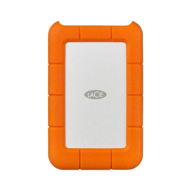 Disco duro externo LaCie 1TB Rugged USB 3.0 Type-C
