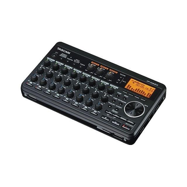 Grabador Multipista Tascam DP-008EX 8-Track Digital Pocketstudio