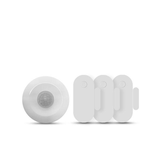 Kit de Sensores para Alarma WiFi para el Hogar WiFi NEXXT