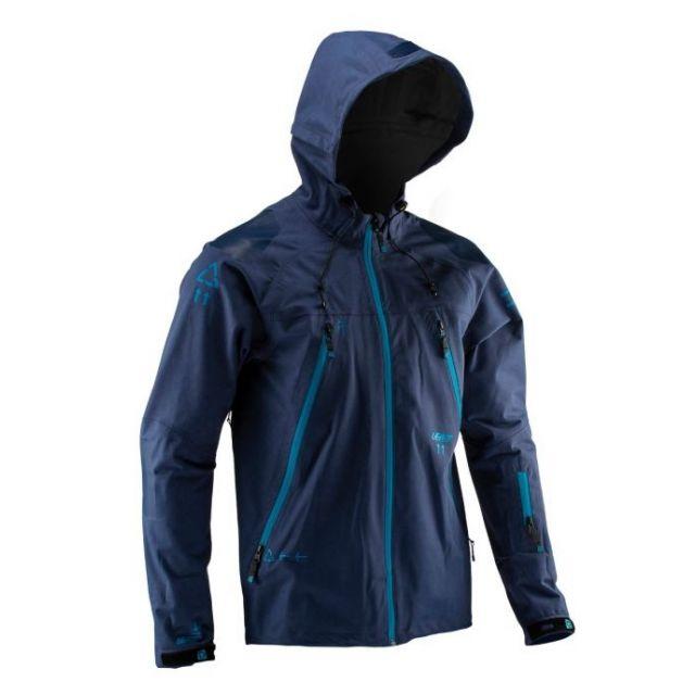 Chaqueta Leatt DBX 5.0 All Mountain Azul L
