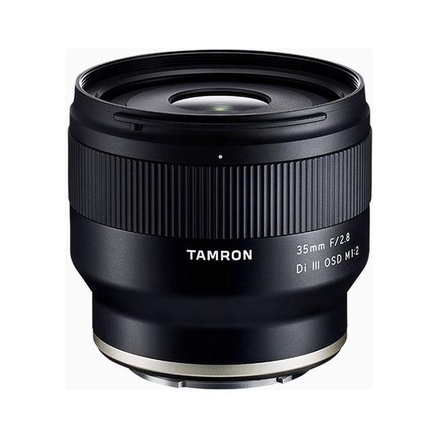 Lente Tamron 35mm f / 2.8 Di III OSD M 1: 2 para Sony E