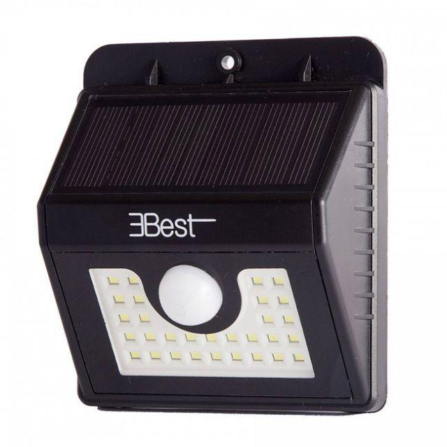 Luz Solar Led 30 Ebest con Sensor de Movimiento 350 lumenes