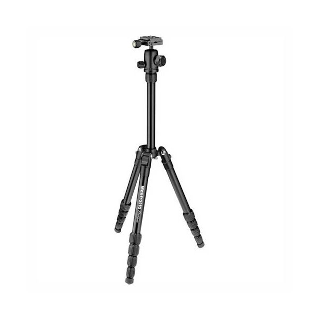 Tripode Manfrotto Element Traveller Chico Gris