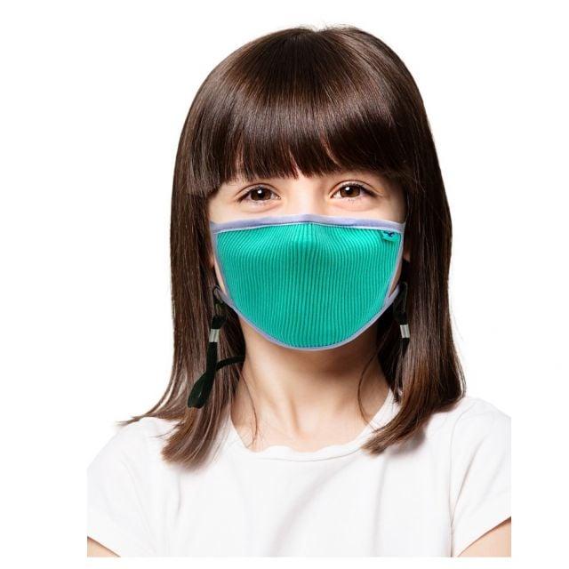 Mascarillas para Niños filtrante FU Plus con filtro lavable XS Aqua