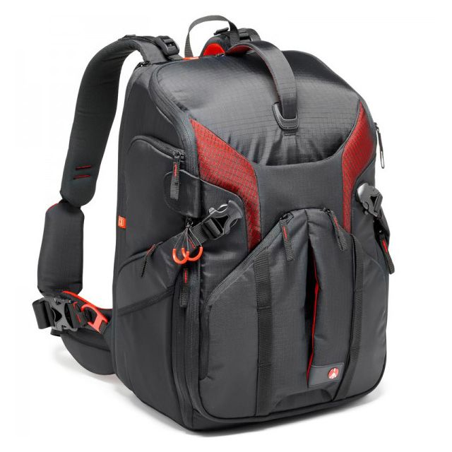 Mochila Manfrotto Pro Light Backpack 1
