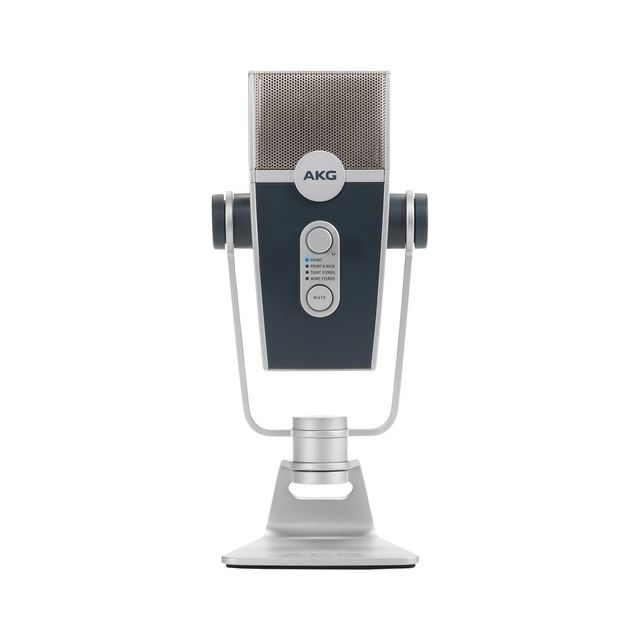 Microfono de Condensador USB Multipatron AKG Lyra