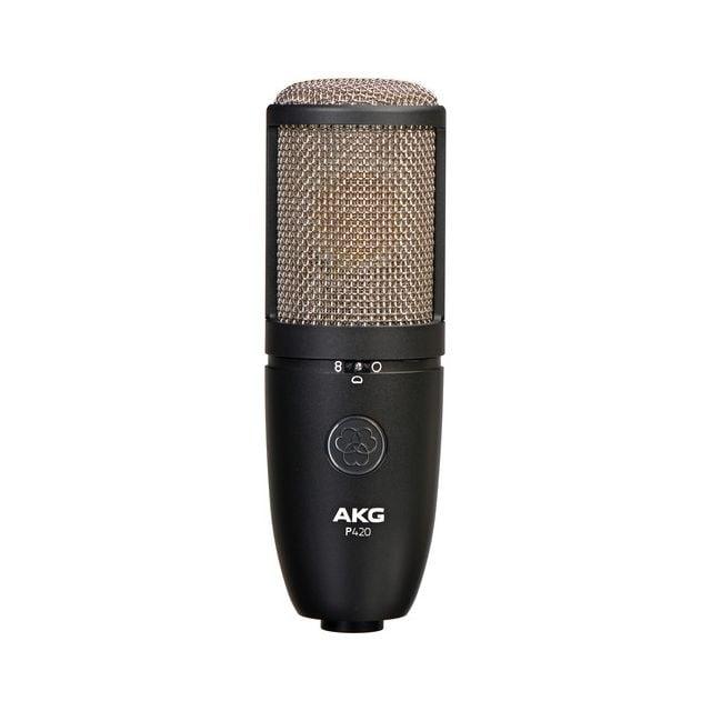 Microfono Condensador AKG Project Studio P420