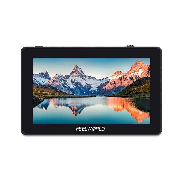 "Monitor de Pantalla Táctil HDMI Full HD de 5.5 "" FeelWorld F6 Plus"