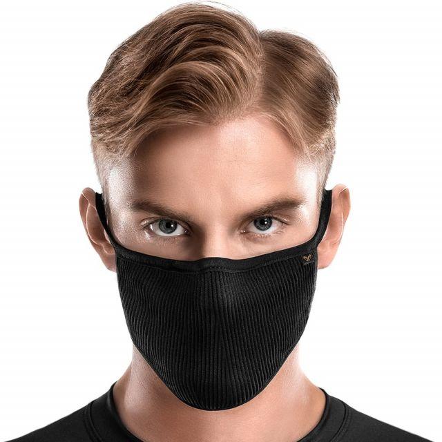 Mascarilla Con Filtro Lavable Fu+ Copper Naroo Mask
