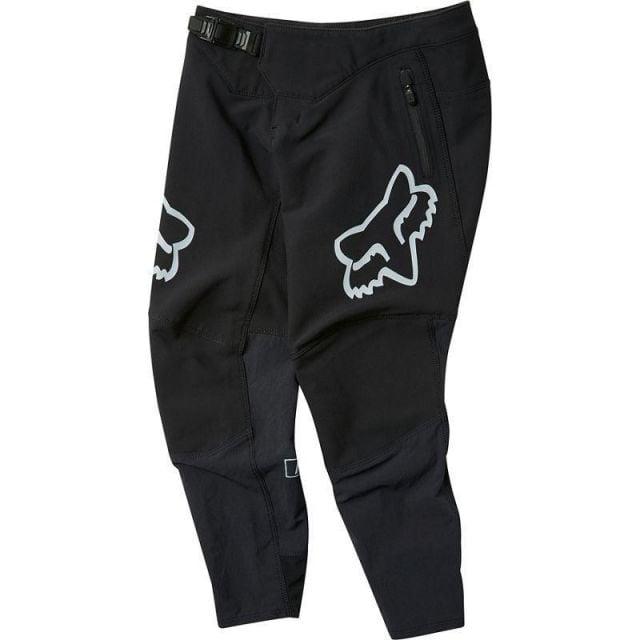 Pantalon Bicicleta Niño Defend Negro Fox