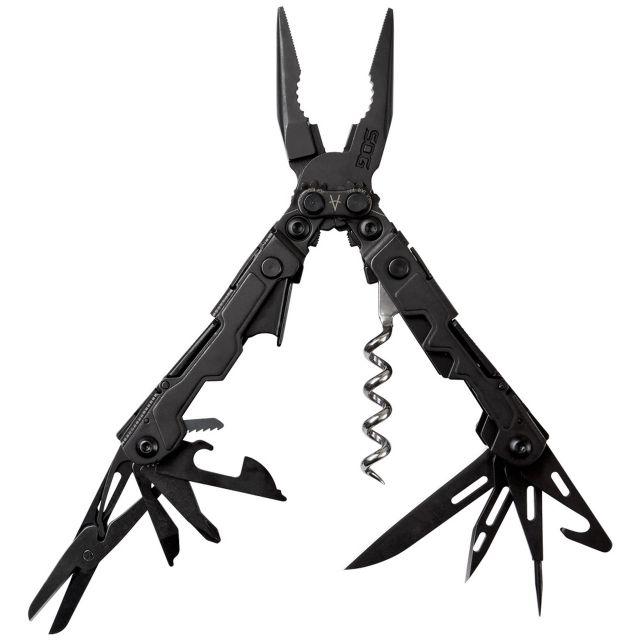 Multiherramienta PowerLitre (Black) - SOG