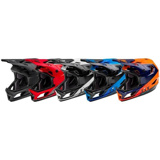 Casco Fly Racing Rayce