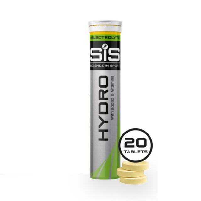 Tabletas GO Hydro SIS (Limón) 20 tabs