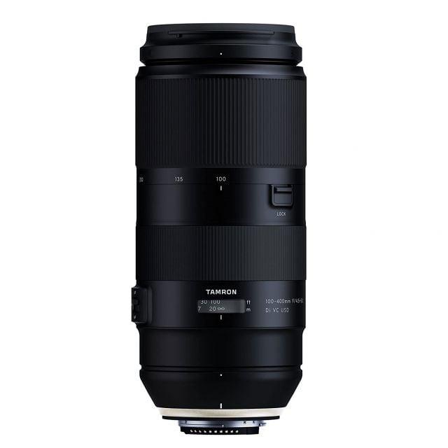 Lente Tamron 100-400mm F/4.5-6.3 Di VC USD Para Nikon