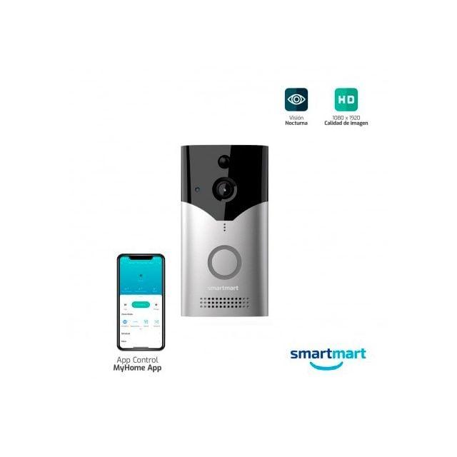 Timbre Inteligente SmartMart WiFi