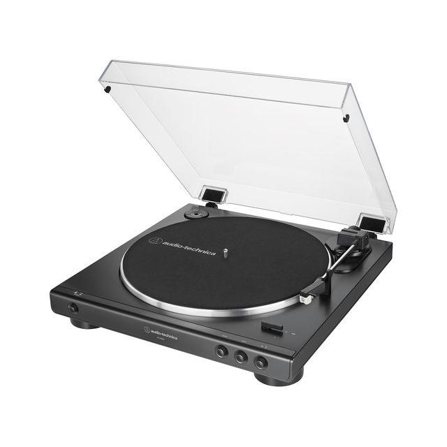 Tocadiscos Audio-Technica Consumer AT-LP60X