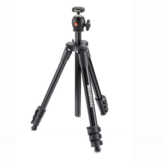 Tripode Manfrotto Compact Light