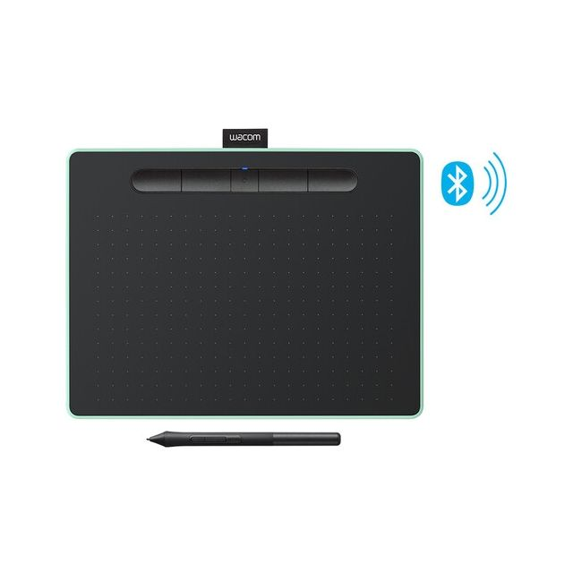 Wacom Tablet con Lapiz creativo Bluetooth Intuos