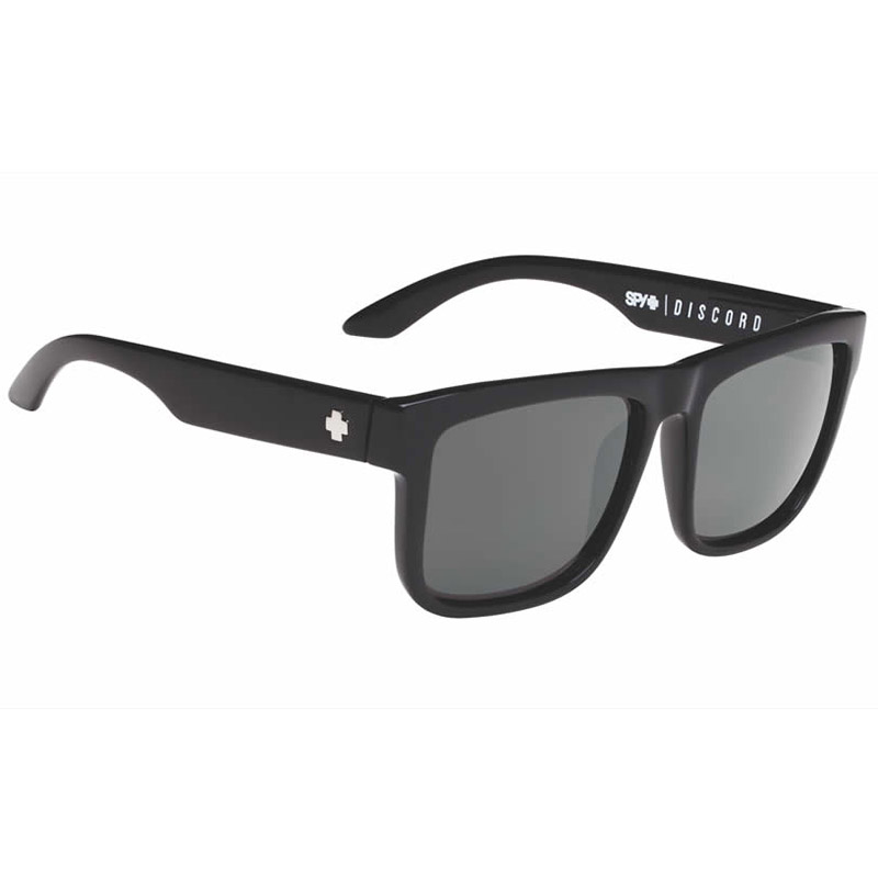 b512c65f92 Lentes De Sol Spy Discord Black Happy Grey Green
