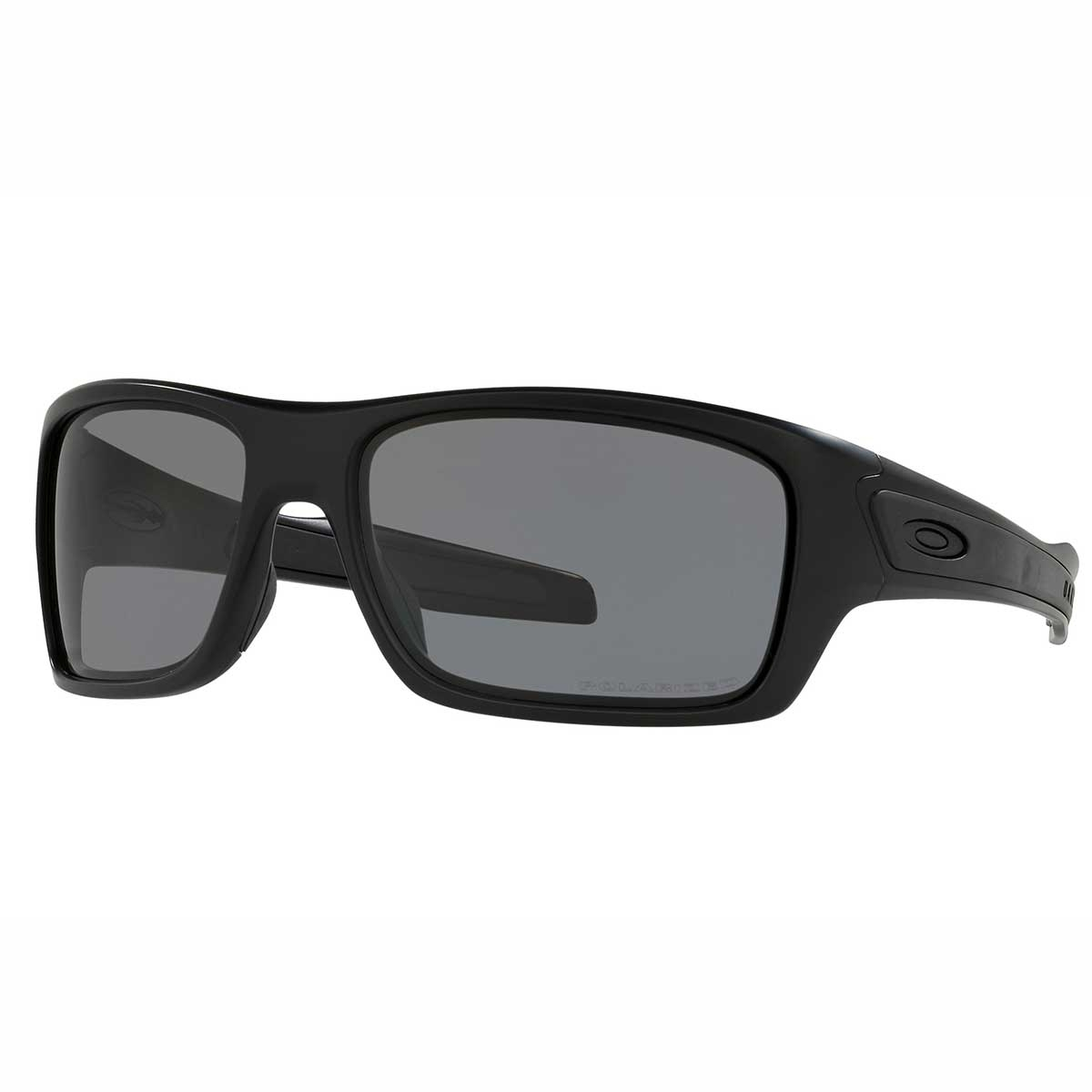 dc54936867 Lentes De Sol Oakley Turbine Matte Black Gray Polarized