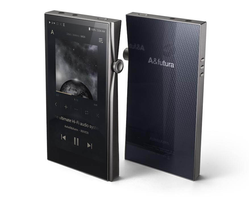 reproductor hifi Astell&A&futura