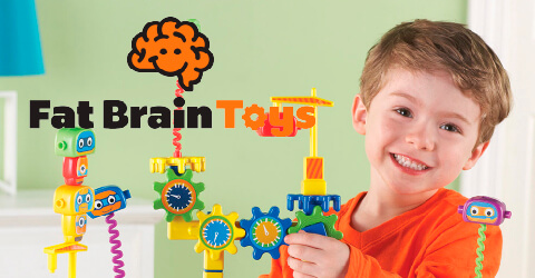 Productos at Brain Toys