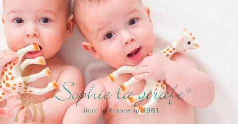 Productos Sophie La Giraffe