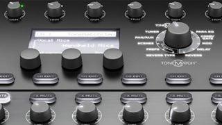 Controles iliuminados T8S Bose