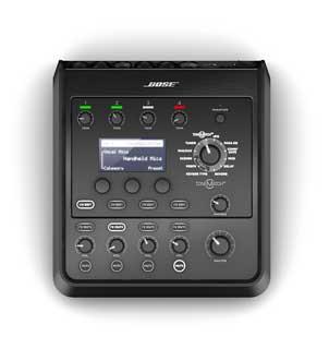 Mixer T4S ToneMatch Bose