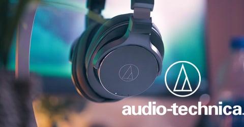audifonos audiotechnica