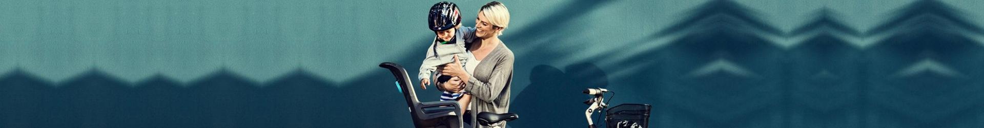 sillas de bicicleta bebe