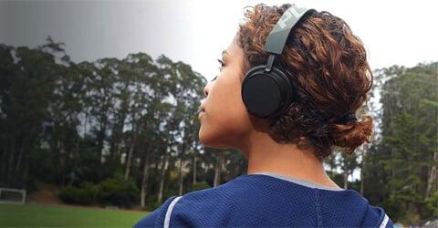 audifonos over ear