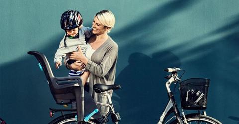 sillas de bicicletas auto