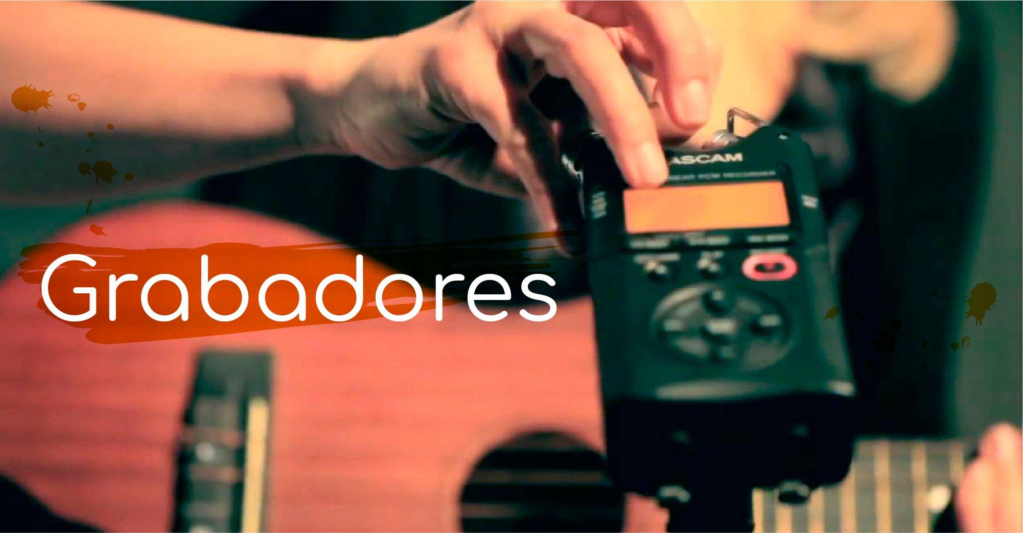 grabadores portatil en chile