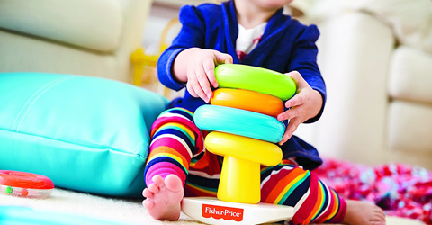 juguetes bloques y encajes
