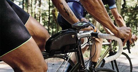 bolso de bicicleta