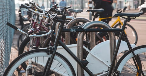 candados de bicicleta