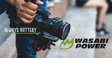 baterias wsabi