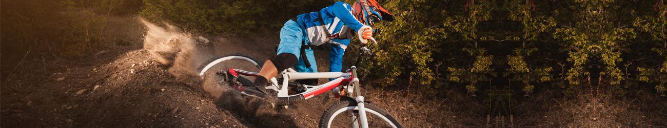 proteccion para bicicleta