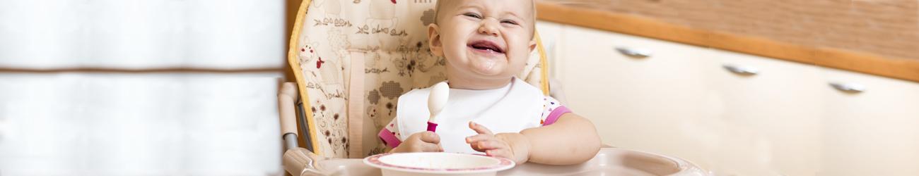 sillas para comer de bebe