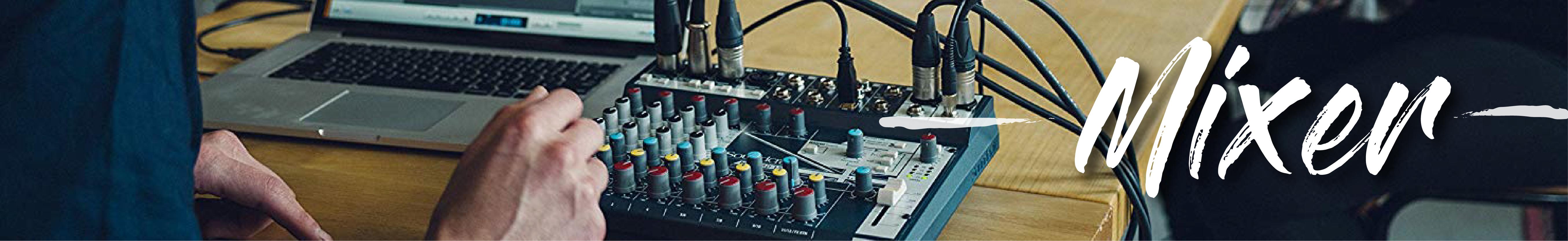 mixer soundcraft en chile