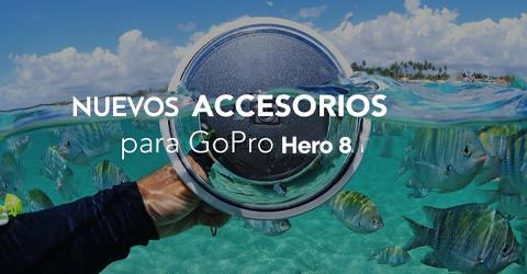 accesorios gopro hero 8