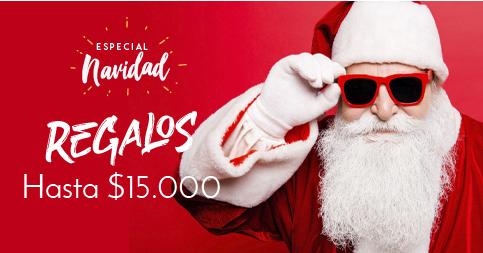 regalos hasta 15mil
